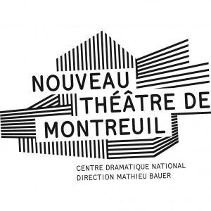 Nouveau Théâtre Montreuil LOGO